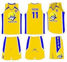 Basketball Jersey With Shorts