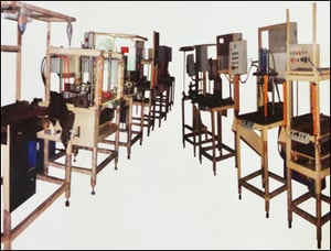 Assembly And Testing Line Machine