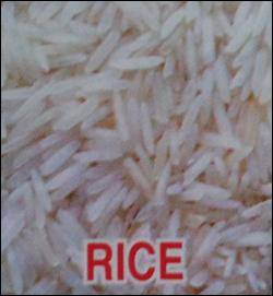Raw White Rice