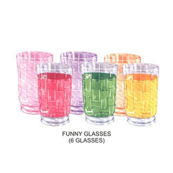 Attractive Plastic Glass