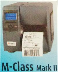Barcode Desktop Printer (M Class)