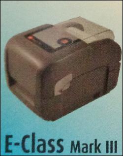 Barcode Desktop Printers (E-Class)
