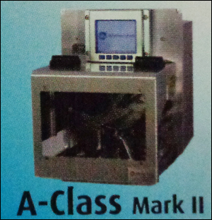 Desktop Barcode Printer (A-Class Mark II)