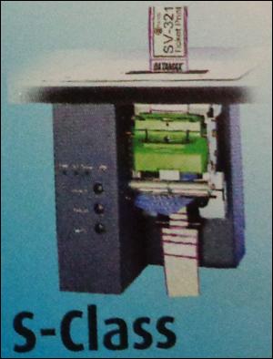Desktop Barcode Printer (S Class)