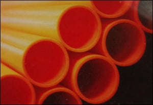 MDPE Pipes For Gas