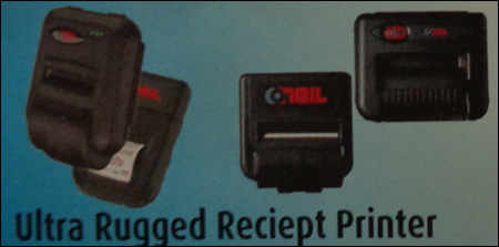 Mobile Barcode Printer (Ultra Rugged Receipt)