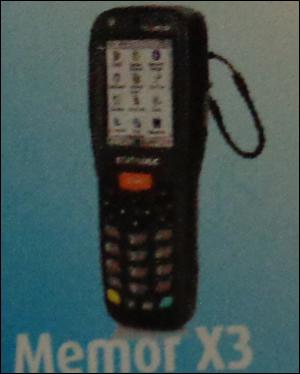 Mobile Barcode Scanner (Memor X3)