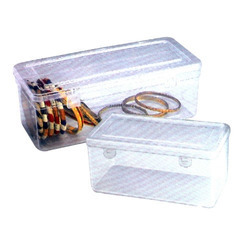 Plastic Bangle Box