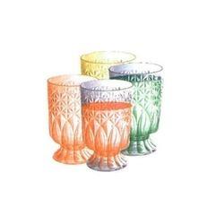 Plastic Juice Glass