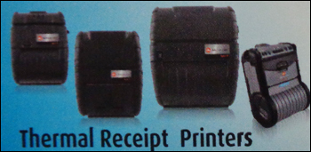 Thermal Receipt Mobile Barcode Printer
