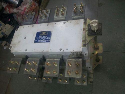 2500 Amp Hpl Changeover