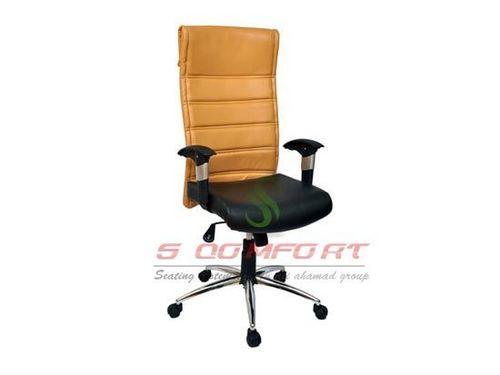 Scroll High Back Executive Chairs in  Shankar Sheth Road