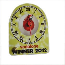 Personalized Table Clocks