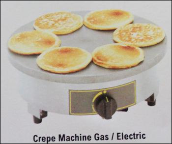 Crepe Machine