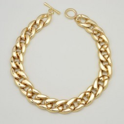 Font B Gold Chain
