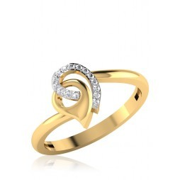 Jewel Golden Rings