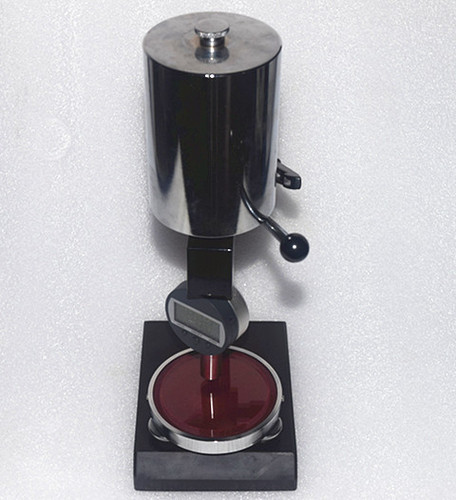 Shore Plastic Hardness Tester (LX-Dj)