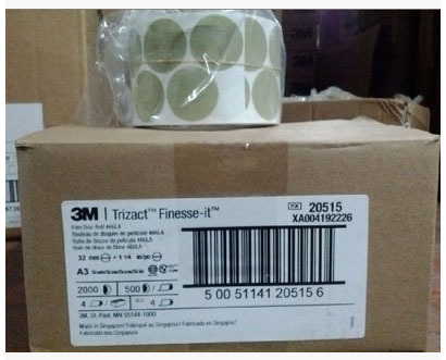 3M Finesse-it Disc 466LA in Fuzhou, Fujian - Max Asia China