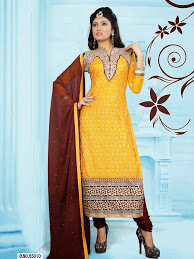 Ladies Long Suit in  Begampura