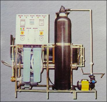 Industrial Ro 250 Lph
