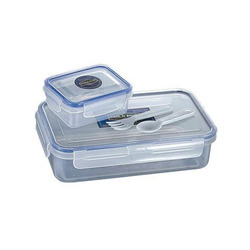 Durable Kids Plastic Lunch Box