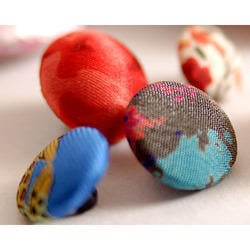 Fabric Mold Buttons
