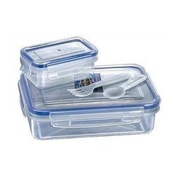 Plastic Stylish Lunch Box
