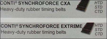 Heavy Duty Rubber Timing Belts