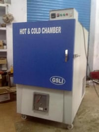 Temperature Test Chamber