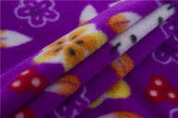 Anti Pilling Printed Fabric