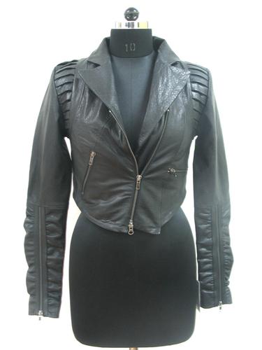 Stylish Women Leather Jackets Mig International A 18 Sector 4