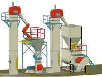 50 Tpd Poultry Mash Feed Plant