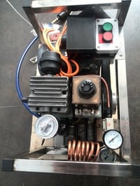 AC Power 30HP Air Pump With Automatic Pressure Control