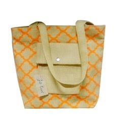 Jute Ladies Office Bags