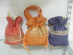 Jute Potlis / Batua Bags