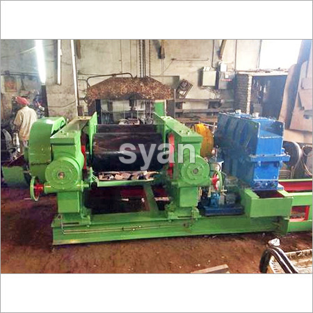 Rubber Reclaim Machine in  Industrial Area - B