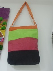 Stylish Jute Side Sling Bags