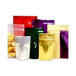 Laminated Poly Film Pouches