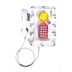 Flameproof Proof Ip-66 Telephone Set