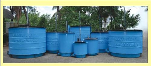 Food Waste Based Biogas Plant In FRP in   Madhavnagar