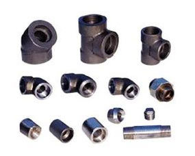 Nickel Alloy Forged Pipe Fitting
