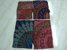 Hand Printed Tapestries From India