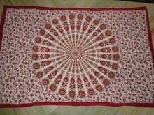 Indian Mandala Printed Tapestries