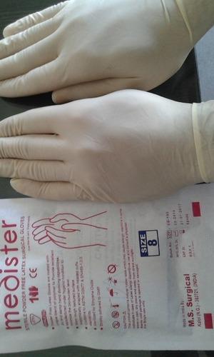 Powderfree Latex Surgical Gloves