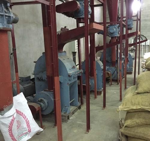 Spice Hammer Mill