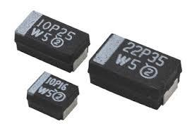 Tantalum Chip Capacitors in   Sector 25