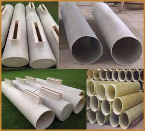 GRP And FRP Pipe