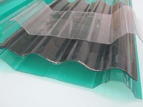 Polycarbonate Profile Sheet