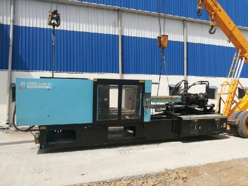 398 T Used Injection Moulding Machine