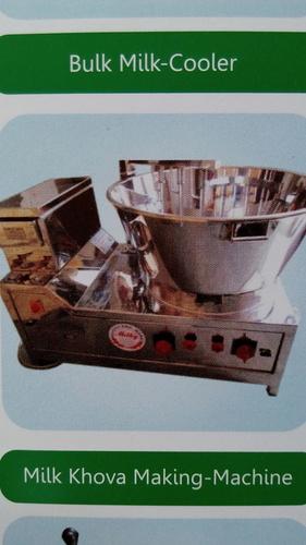 Milk Khova Making Machine